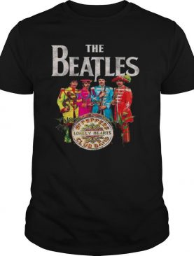 The Beatles Rock Band Lonely Hearts Club Band shirt