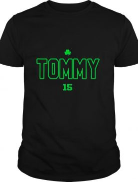Tommy tribute 15 shirt