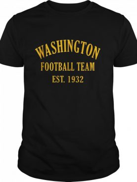 Washington Football DC Sports Novelty shirt