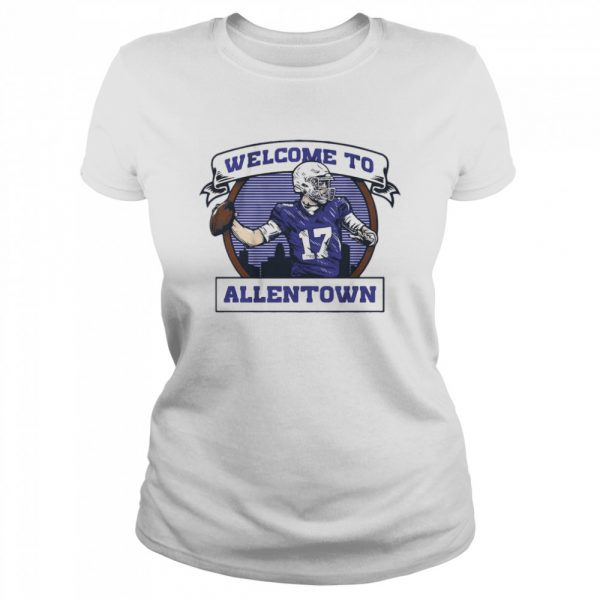 Welcome to Allentown  Classic Women's T-shirt