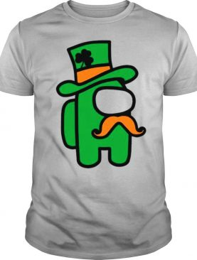Green Among Us St Patricks Day 2021 shirt