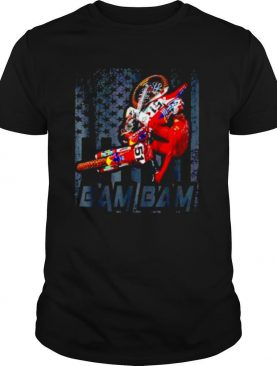 JB51 Supercross 2021 shirt
