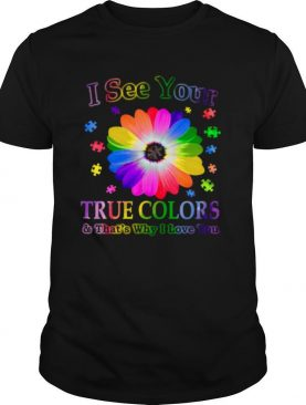 Autism Awareness I'm Her Voice She Is My Heart Happy World Autism Awareness Day shirt