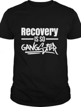 Drug Recovery Sober Sobriety Overdose Prevention Na Aa shirt