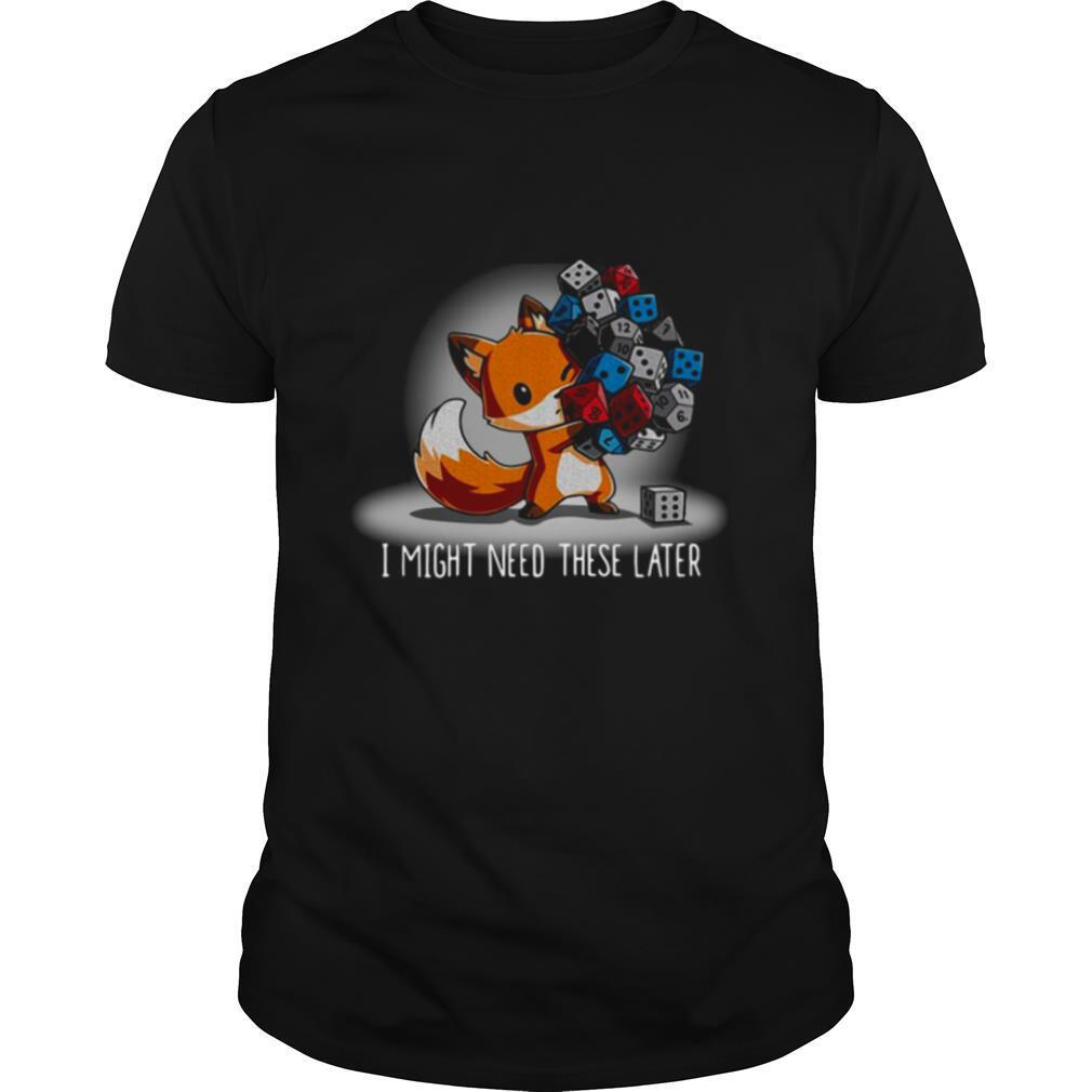 Fox I might need these later shirt0