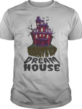 Halloween Haunted House Shirt Trick Treat Dream Mansion Wear Shirt
