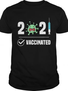 Get Vaccinated 2021 Vaccines Work Vaccination USA Tshirt