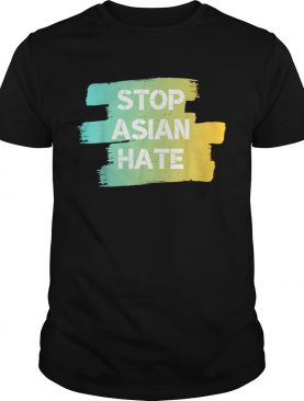 Stop Asian Hate AntiDiscrimination Shirt