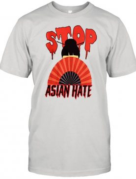 Stop Asian Hate Japanese Girl shirt