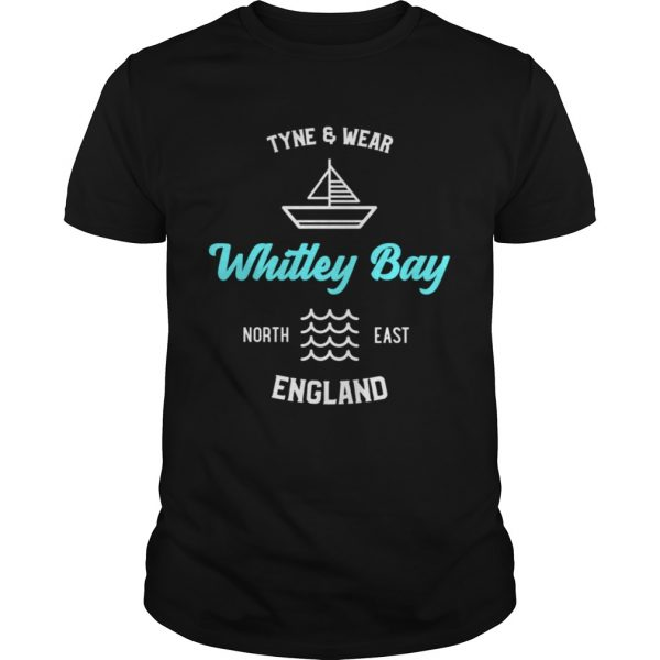 Whitley Bay Tyne and Wear England Shirt Unisex
