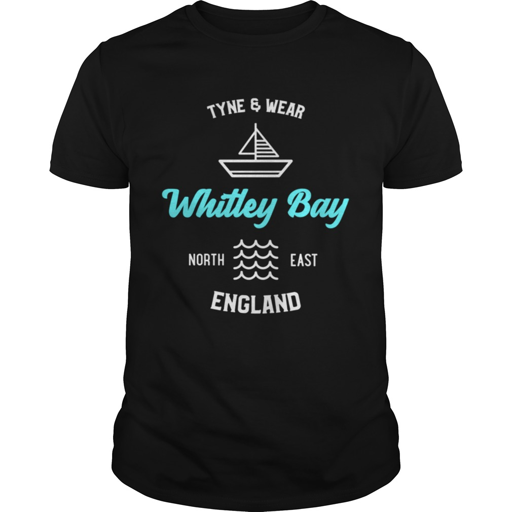 Whitley Bay Tyne and Wear England Shirt